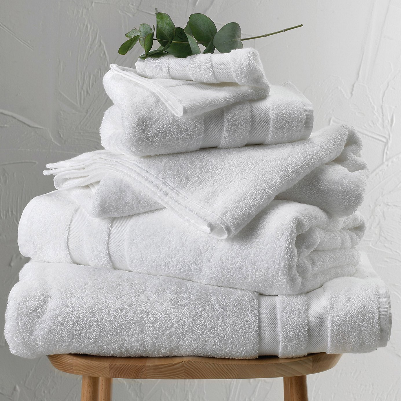 Image result for fluffy white towels